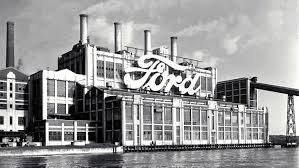 Film Ford Dagenham UK